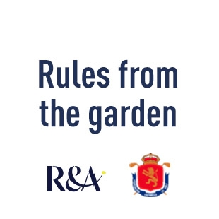 Rules from the garden.