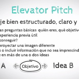 BLOG OIE, Tu CV en un Elevator Pitch.