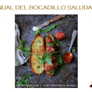 MANUAL DEL BOCADILLO SALUDABLE.